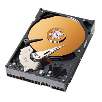 Жесткий диск без верхней крышки