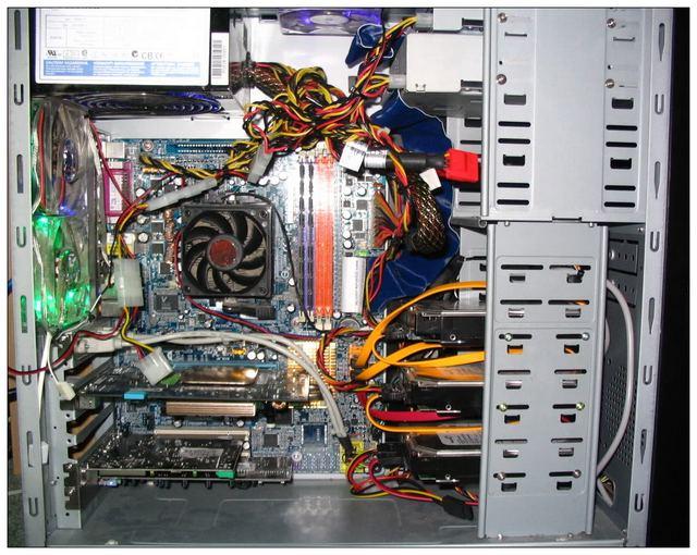 Автоматический выключатель 20а